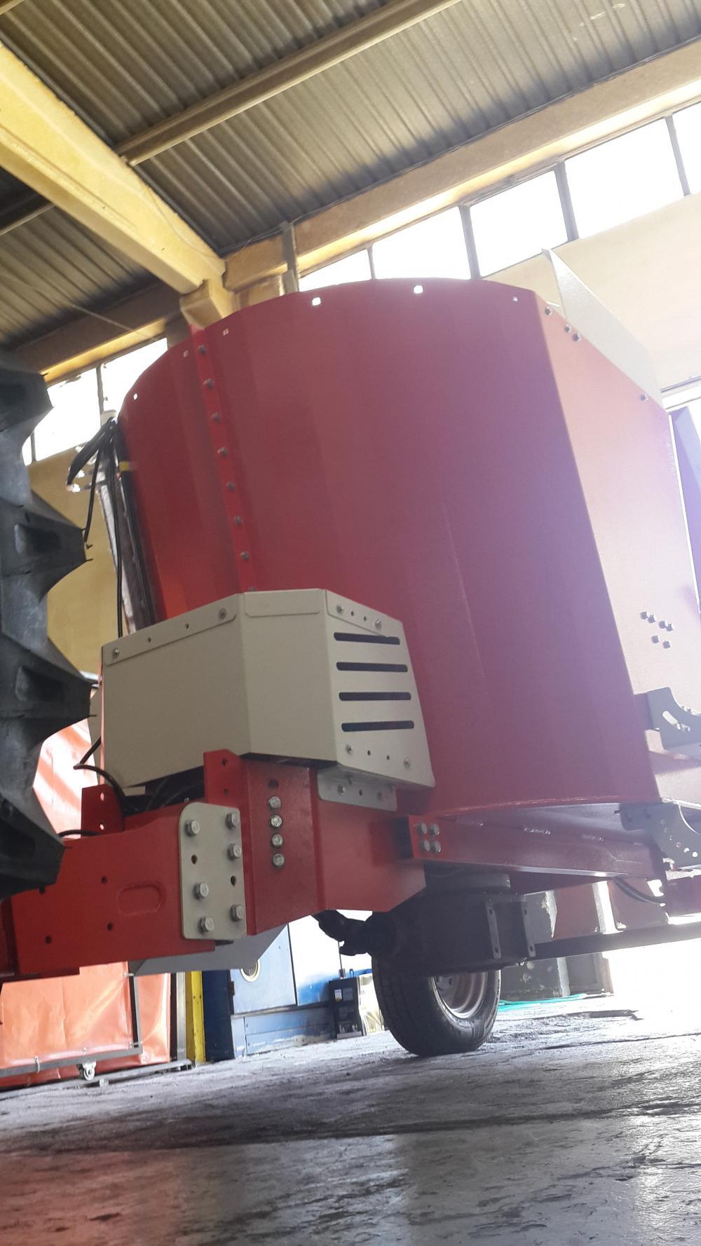 Farmix 3 Cubic Meter Feed Mixer Wagon
